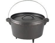 Cast Iron/Dutch Ovens