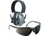 Glasses and Hearing Protection