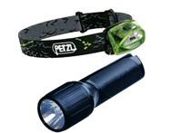 Flashlights/Headlamps