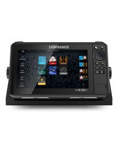 Lowrance HDS-9 LIVE with No Transducer