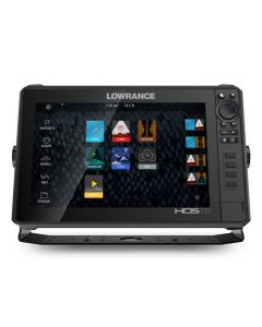 Lowrance HDS-12 LIVE with No Transducer