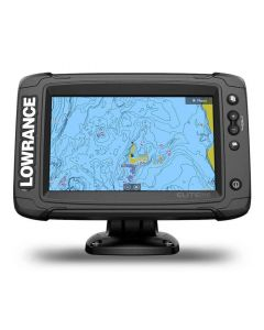 Lowrance Elite-7 Ti HDI Transducer with US/Can Nav+