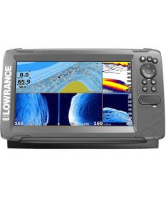 Lowrance HOOK 9 with TripleShot Transducer and US / Canada Nav+ Maps