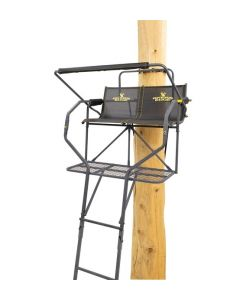 River's Edge Relax 2 Man Ladder Stand