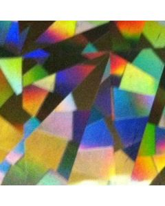 Witchcraft Prism Tape Silver Ice Chips