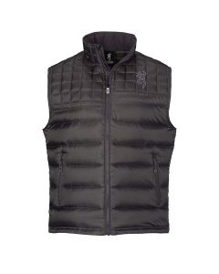Browning Down Vest - Charcoal - 3X