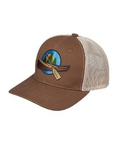 Broner Youth Nature Lover Cap OS Brown