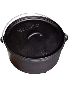 "Camp Chef Classic 12"" Deep Dutch Oven"