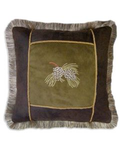 Carstens Pinecone Pillow