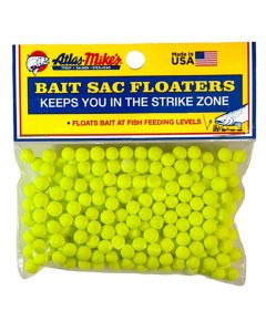 Atlas-Mike's Bait Sac Floaters