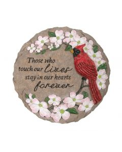 Carson Home Accents Lives Forever Garden Stone