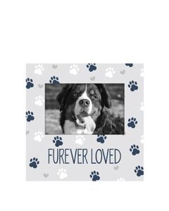 Carson Home Accents Photo Frame - Furever Loved