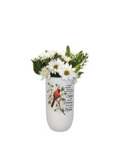 Carson Home Accents Vase - A Gentle Reminder