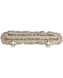 Carson Heaven in Our Home Heartnotes Message Bar