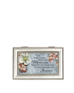 Carson Home Accents Music Box - Smiles and Memories