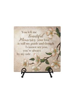 Carson Home Accents Easel Plaque - Deeply Loved