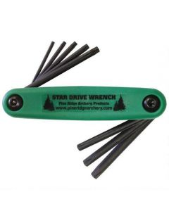 Pine Ridge Archers Star Drive Wrench XL
