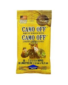 Hunters Specialties Camo Off Make Up Remover