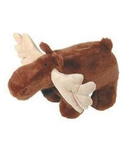 Carstens Moose Plush Coin Bank