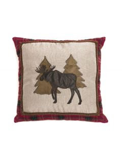 Carstens Moose & Trees Pillow