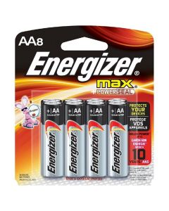 Eveready Batteries-AA 8-pak