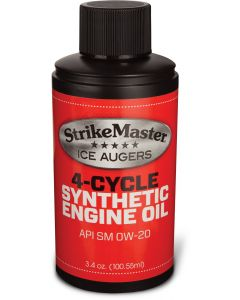 StrikeMaster 4-Cycle Synthetic Oil 3.4 oz.