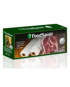 "Food Saver Game Saver 2 Pack, 11""x16' Long Rolls"