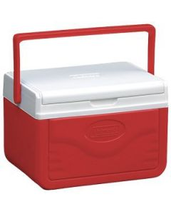 Coleman FlipLid 6 Cooler w/Shield