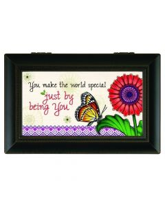 Carson Music Box You Make the World Special