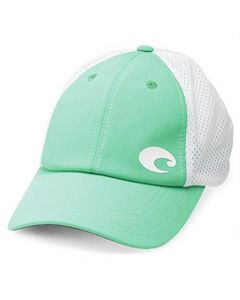 Costa Offset Logo Performance Hat