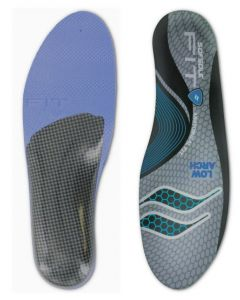 Sofsole Men's Low Arch Insole