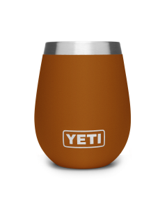 Yeti Rambler 10 oz. Wine Tumbler - Clay