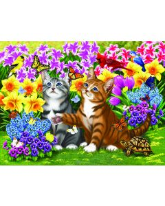 SunsOut Come and Play Puzzle