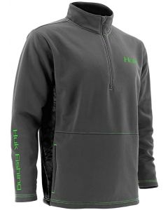 Huk Men's Channel 1/4 Zip Sz. Large
