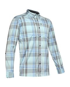 Under Armour Tide Chaser 2.0 Plaid Men's Fishing Long Sleeve Shirt