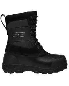 "LaCrosse Outpost II 11"" Black Boots"