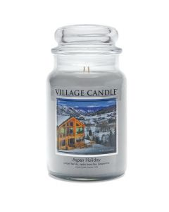Village Candle Large Jar Scented Candle