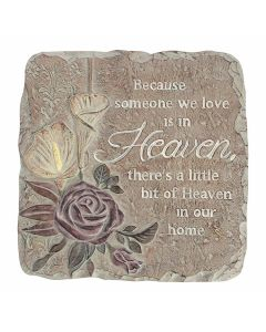 Carson Home Accents Heaven Stepping Stone
