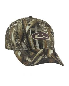 Drake Waterfowl Waterproof Camo Cap - Max-5