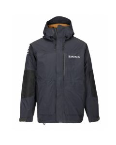 Simms Challenger Insulated Fishing Jacket - Black - L