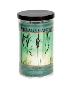 Village Candle Decor Collection Tranquility