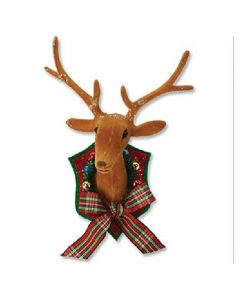Demdaco Stag Mount Ornament