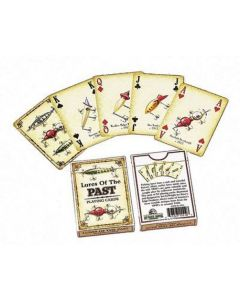 Rivers Edge Playing Cards-Single Deck Lure