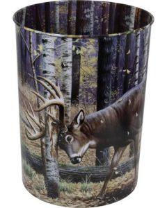 Rivers Edge Hunting Themed Waste Basket
