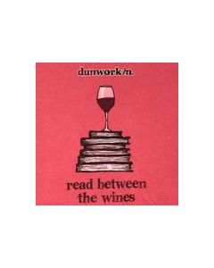 Wn Reading Between The Wine SS Tee Watermelon L