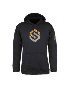 Scent Lok 25th Anniversary Logo Hoody Charcoal Large