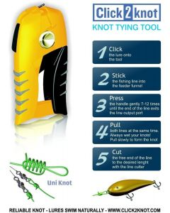 Click2Knot Knot Tying Tool
