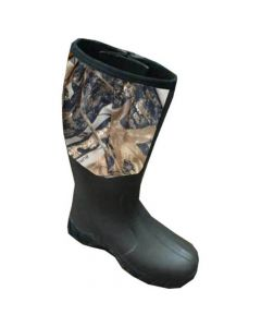 World Famous Sports Youth Camo Rubber Boot 4 Camo
