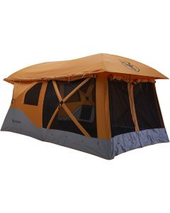 Gazelle T4 Plus Hub Tent with Screen Room - GT450SS