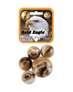 Play Visions Bald Eagle Marble Net
